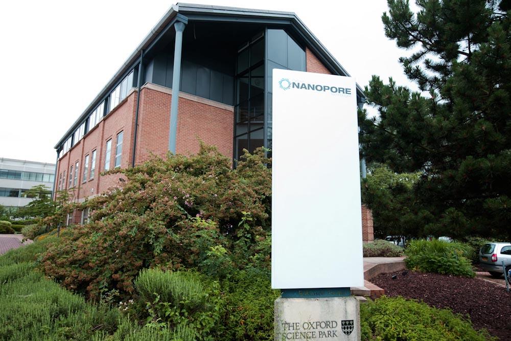 Nanopore technologies offices