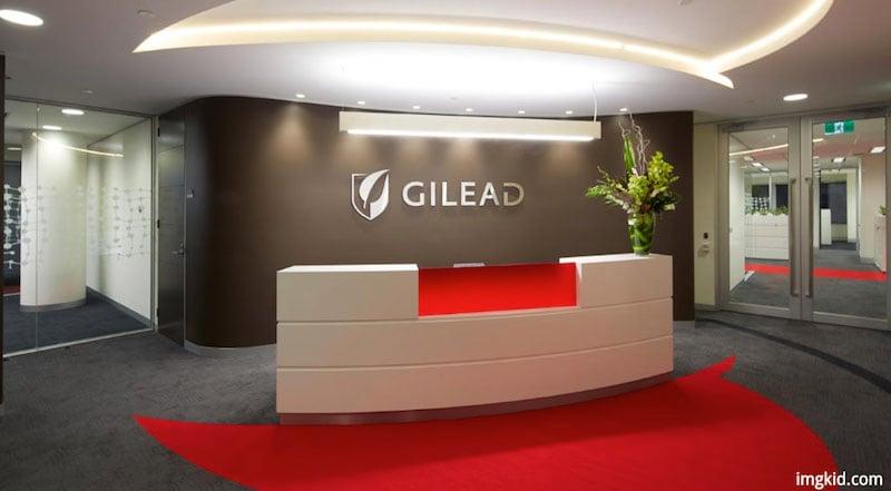 Gilead office Sovaldi Hepatitis C