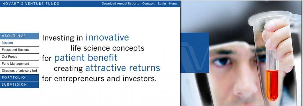 Novartis Venture Funds