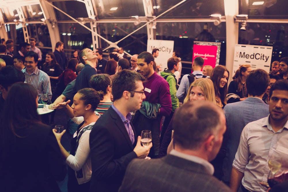 OBR-LondonLaunch-Networking