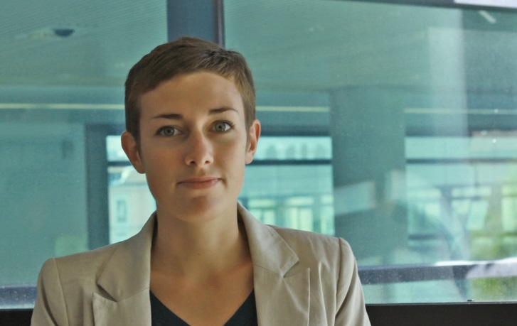 Louise Chopinet, Health and Development Manager Rhône-Alpes WiSEED