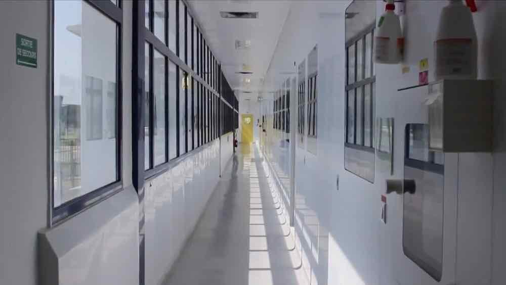 Inside Transgene's production facility