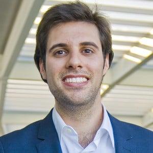 Cell2B CEO and founder, David Braga Malta