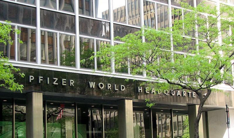 pfizer allergan scandal biotech