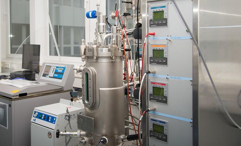 dedicated HQ lab plasmidfactory