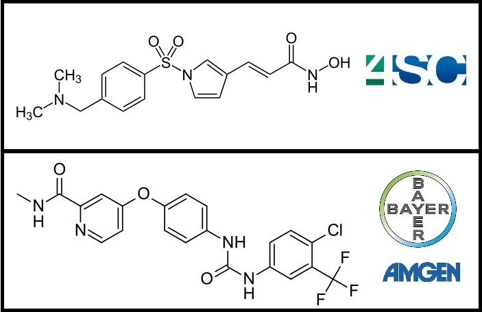 resminostat_sofarenib_cancer_liver_hcc_fda_ind_epigenetic