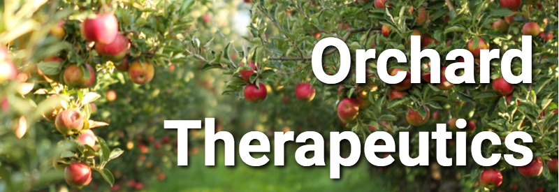Orchard therapeutics biotech companies