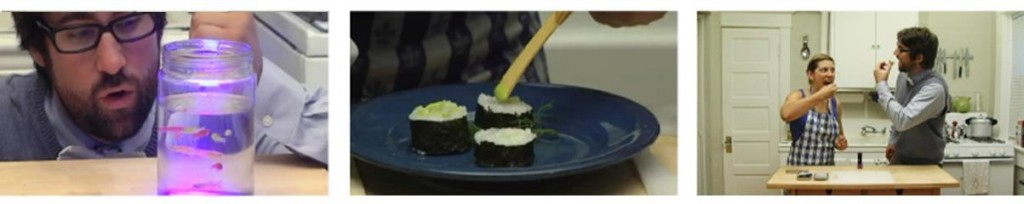genomic_gastronomy_glowing_sushi_glofish_zack_denfeld_cathrine_kramer_bioart