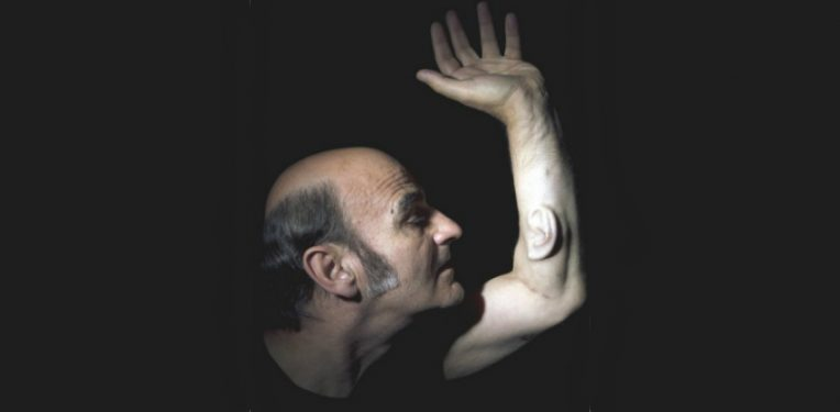 Stelarc Making Art Out Of The Human Body
