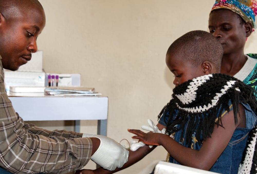 Diagnostics HIV real world biotech helen lee