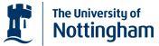 university of nottingham oxford nanopore minion