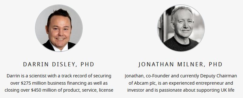 Fig 4. Desktop Genetics advisors