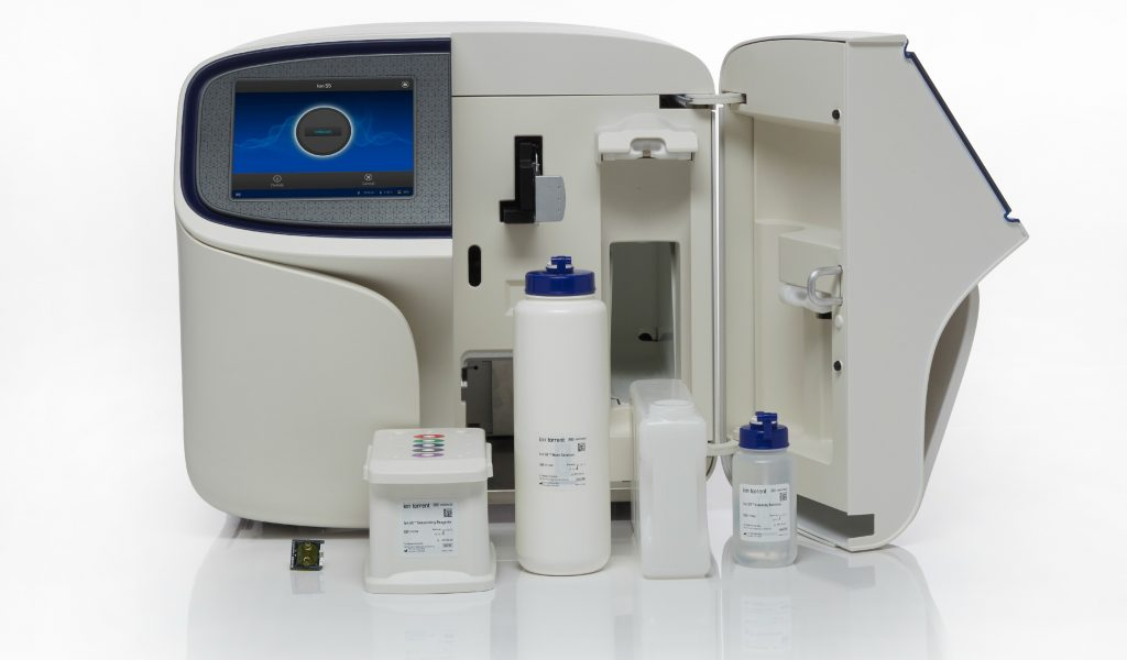 Thermo Fisher's S5 represents the company's best efforts to compete with Illumina at present