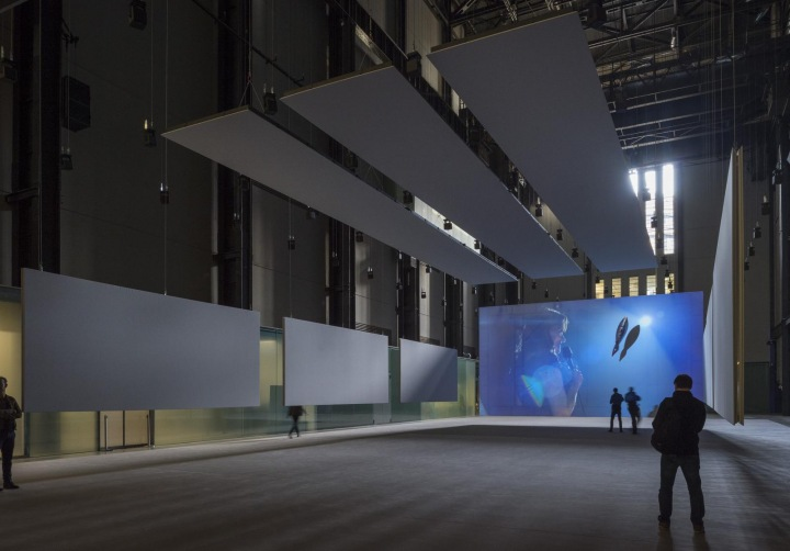 anywhen philippe parreno tate modern turbine hall