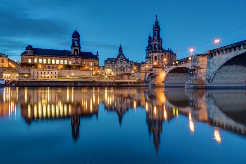 Dresden, where Lipotype is located