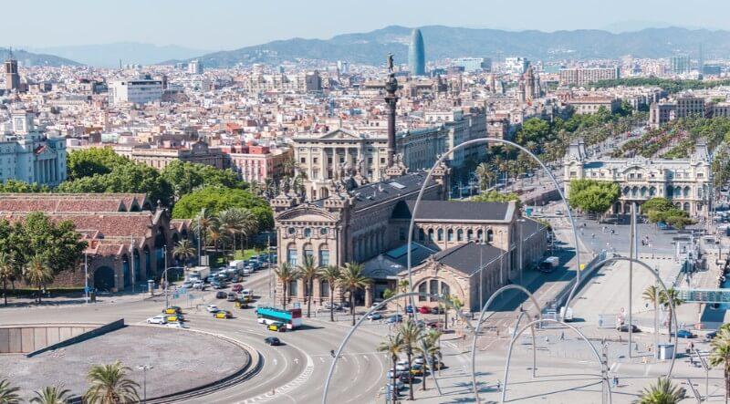 Spanish biotech industry Barcelona