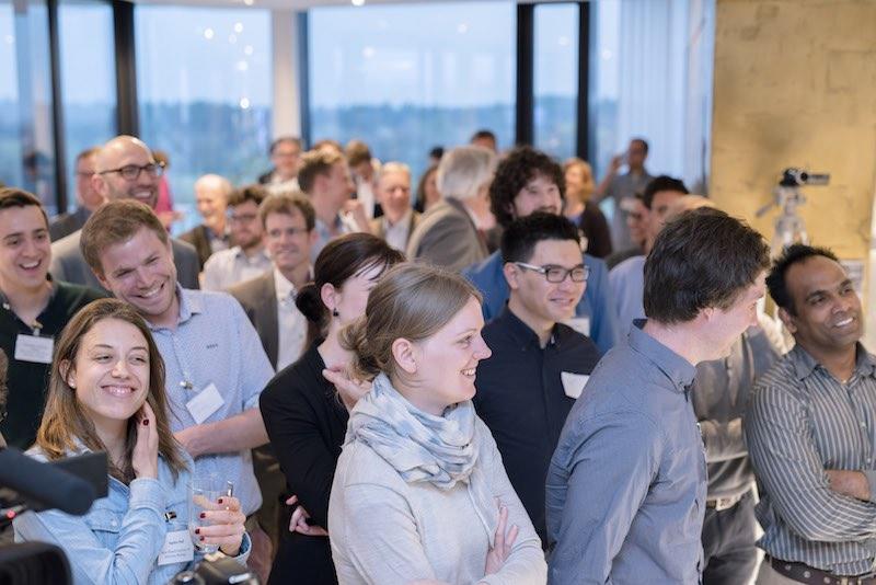 meetup biotech munich attendees