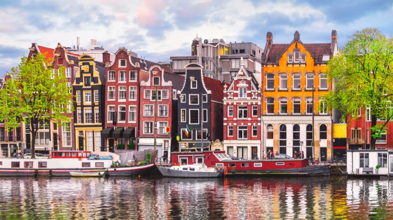Amsterdam is one of the hottest biotech hubs in Europe