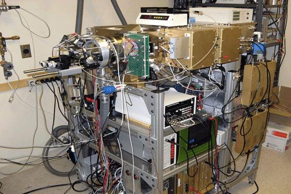 ScieX mass spectroscopy equipment