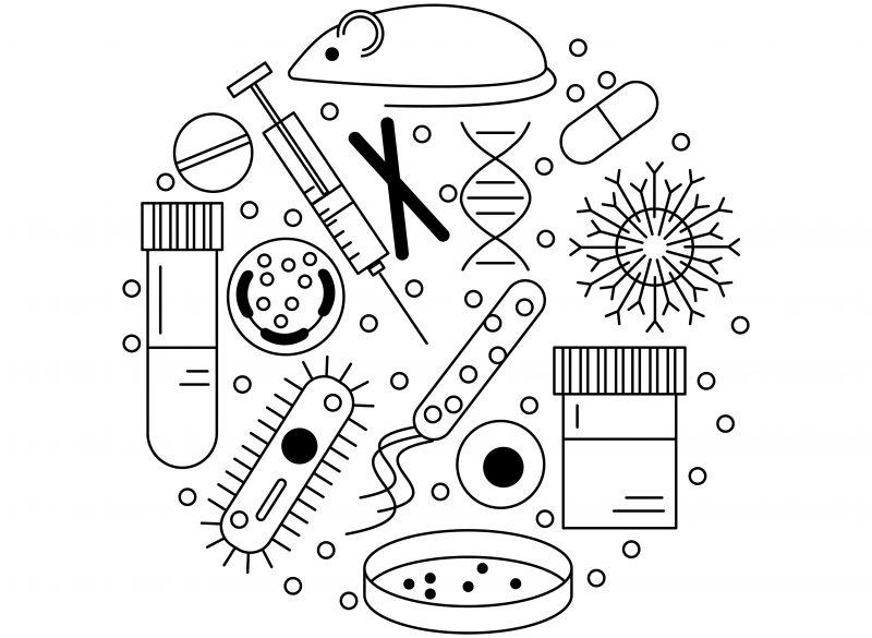 microbiome genetics panel