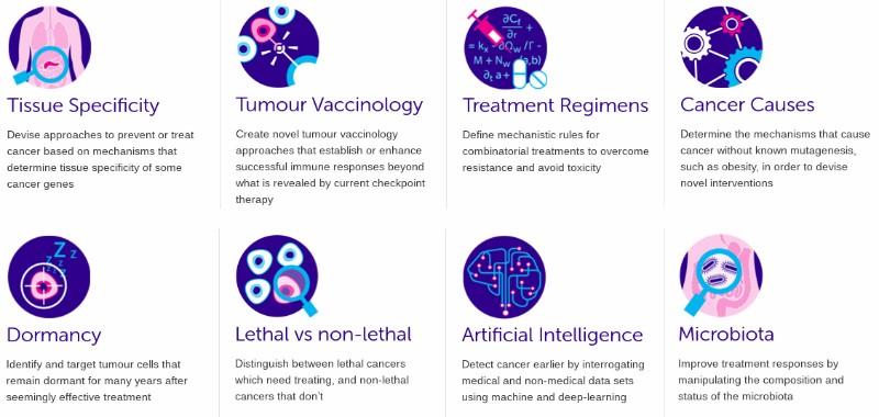 CRUK Cancer Research UK grand challenge