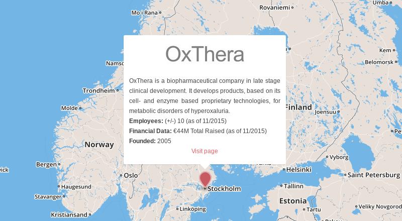 Oxthera-map