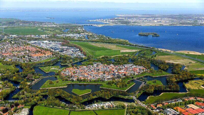 BioGeneration Ventures is located in Naarden, east of Amsterdam