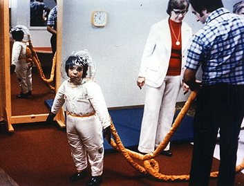 David Vetter lived until age 12 thanks to sterilized suits and rooms