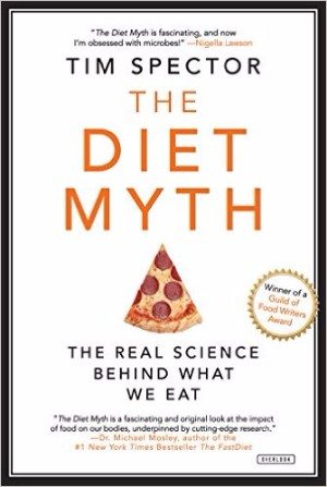 The Diet Myth Tim SPector biotech books