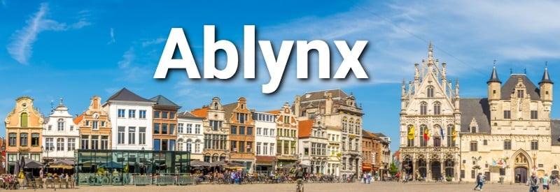 best biotech companies Europe Ablynx