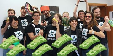 team_labiotech_second_fundraising
