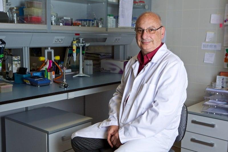 Francis Mojica CRISPR discovery