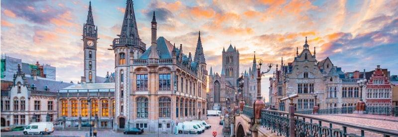 Study Biotechnology Belgium Universities
