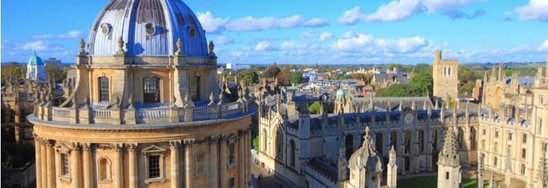 Study Biotechnology Oxford University