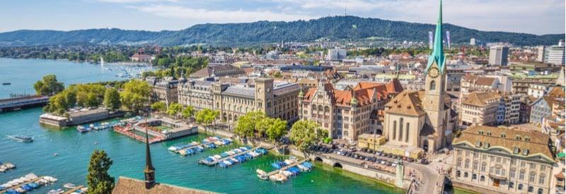 Study Biotechnology Switzerland Universities