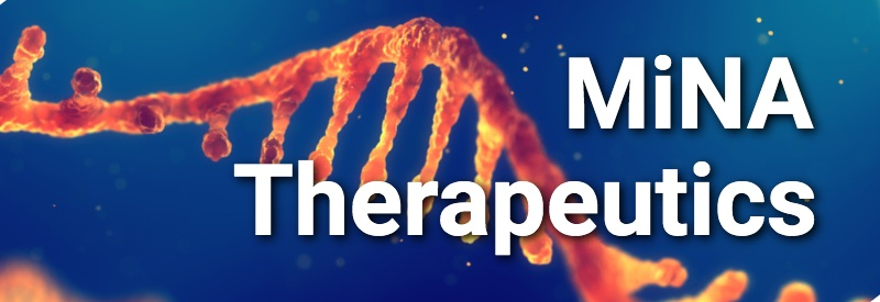MiNA Therapeutics biotech companies London