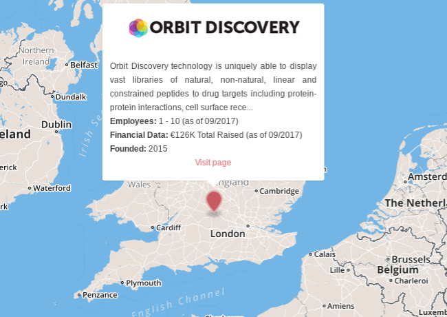 Orbit Discovery is Using mRNA Display to Find New Peptide Drugs