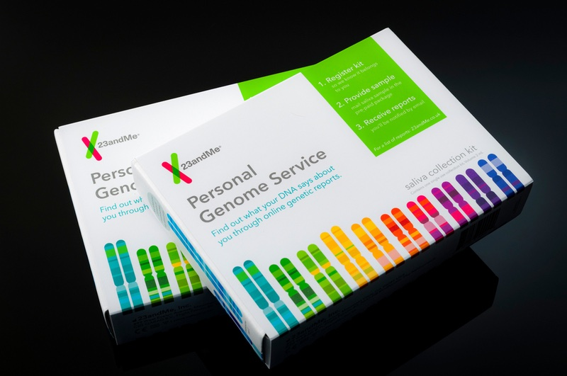 23andMe Personal Genome Service Kits