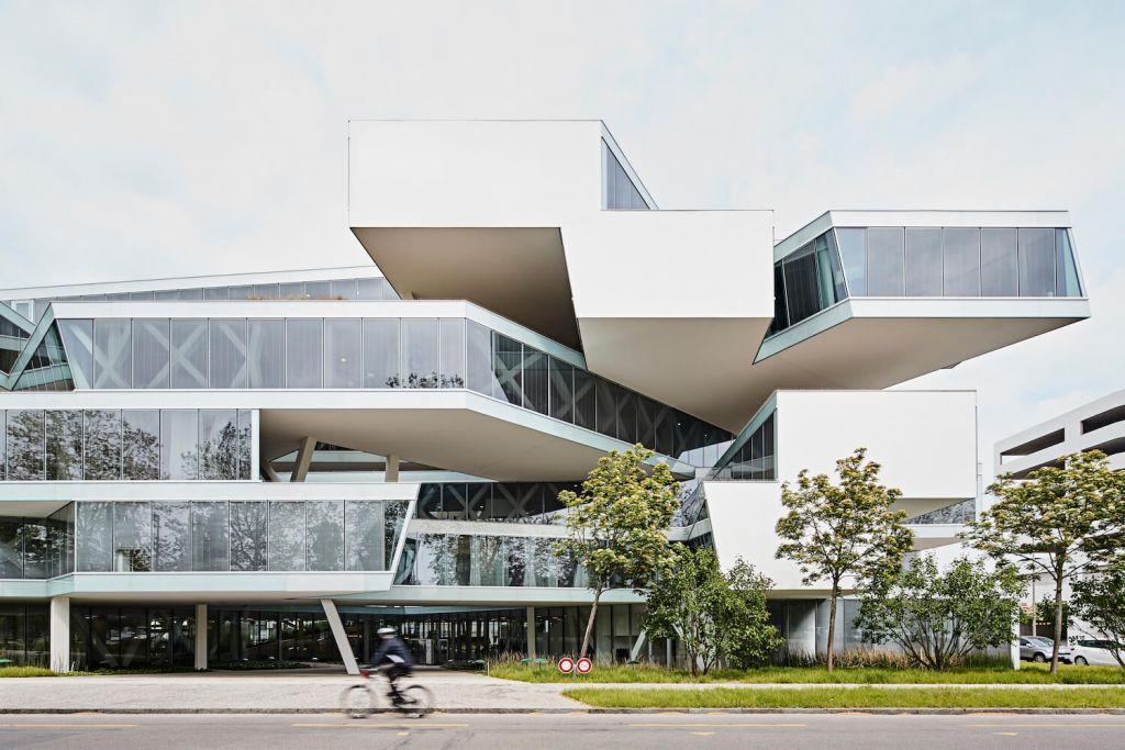 Actelion, Basel, Switzerland, Biotech company