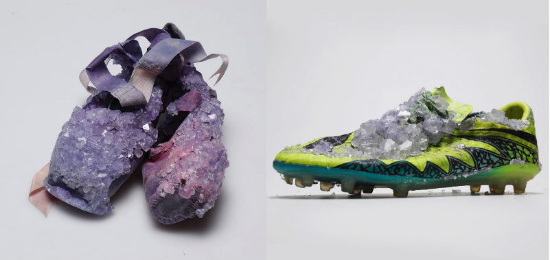 Alice Potts sweat crystals