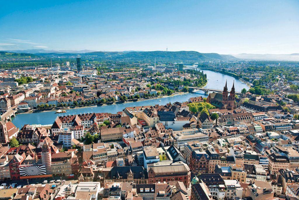 Basel, City, Switzerland