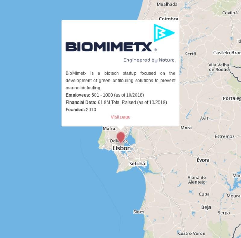 BioMimetx biodegradable biocide
