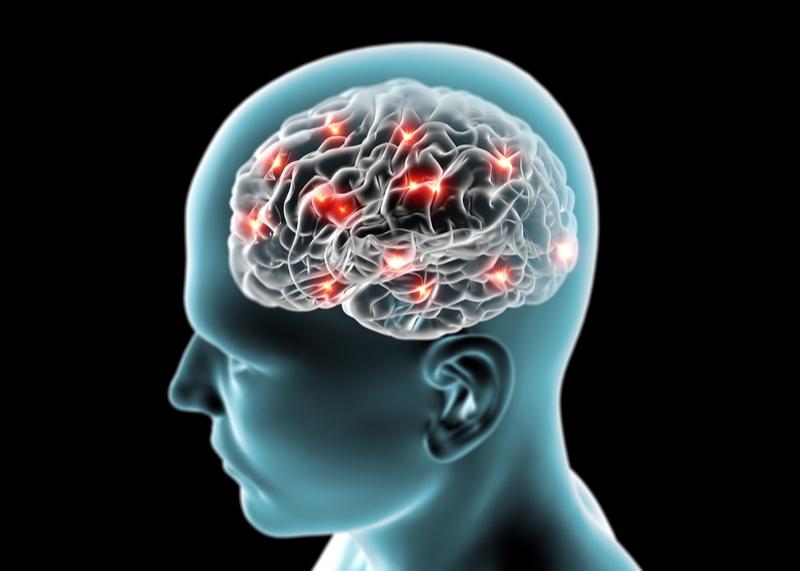 Blood-brain barrier - Alzheimer's concept