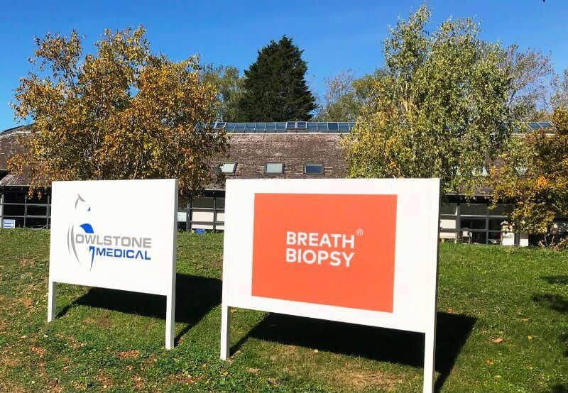 Owlstone Medical Lung Cancer Breath