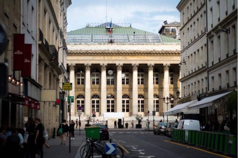 Paris Meetup - Deinove -Paris stock exchange