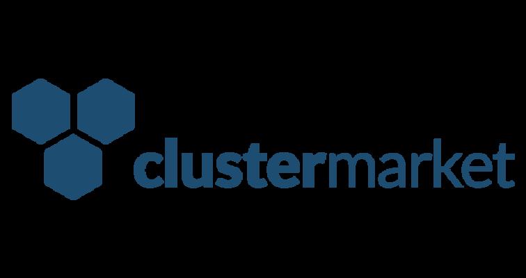 cluster market logo