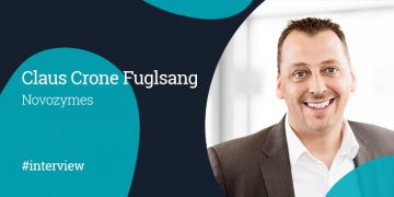 Claus Crone Fuglsang Novozymes Industrial Biotechnology Bioeconomy