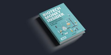 biotech money insider cover front