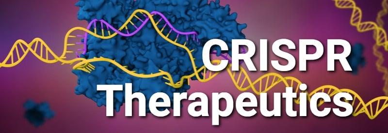 CRISPR Therapeutics biotech companies