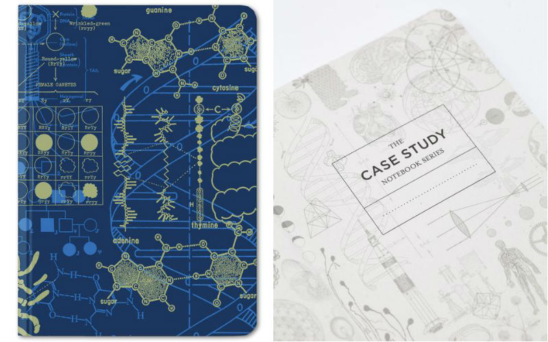 cognitive surplus notebook xmas gift biotech combo